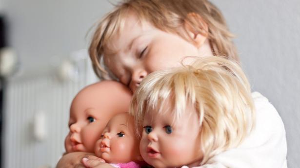 Disforia di genere e bambini transgender