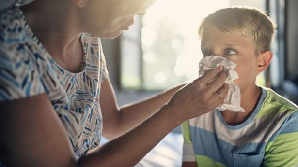 Epistassi: quali sono le cause delle emorragie nasali