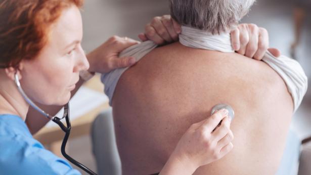 Diagnosi e prevenzione della polmonite
