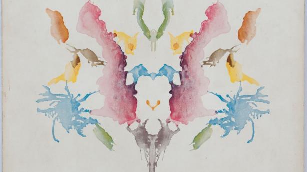 Test di Rorschach: il significato delle macchie