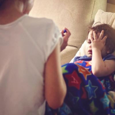 Cosa Fare In Caso Di Febbre Alta Nei Bambini Paginemediche