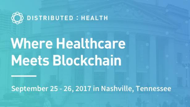 Distributed Health la conferenza su innovazione sanitaria e tecnologia blockchain