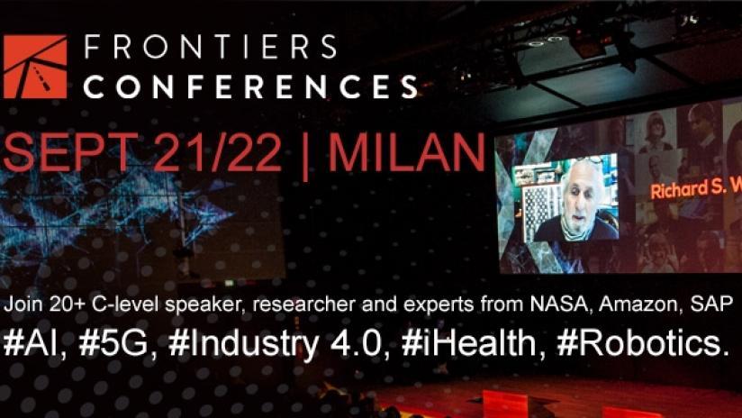 frontiers conference 2017 paginemediche presenta i servizi di salute digitale in occasione della health startup arena