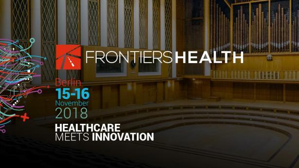 Frontiers Health 2018, torna il più grande evento sulla digital health