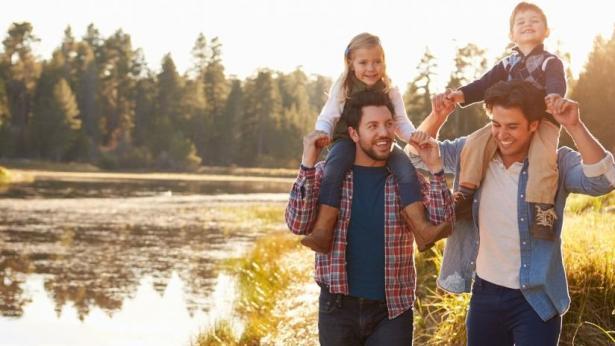 Genitori eterosessuali o omosessuali: quali differenze per i bambini?