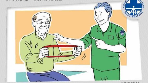 #LeManiGiuste, lo slogan per celebrare la campagna mondiale della fisioterapia