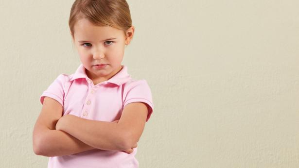 I bambini con il broncio? Hanno più probabilità di diventare obesi