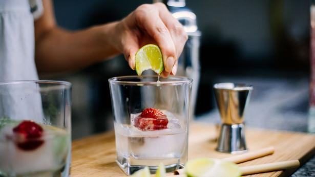 I cocktail estivi… con un tocco di sostanze antiossidanti