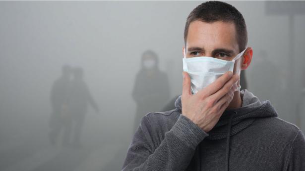 I rischi dell'inquinamento atmosferico sulla salute maschile