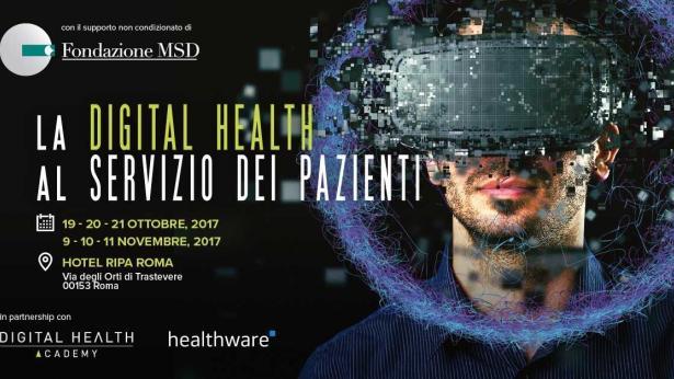 Il digitale applicato alla salute: al via la sesta edizione della Patient Academy