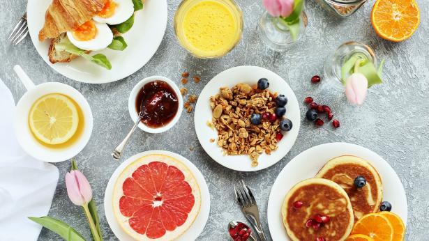Il segreto per dimagrire? Cominciare la giornata con una colazione abbondante