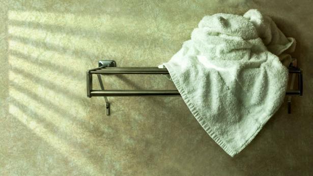 L'asciugamano va usato per non più di tre volte