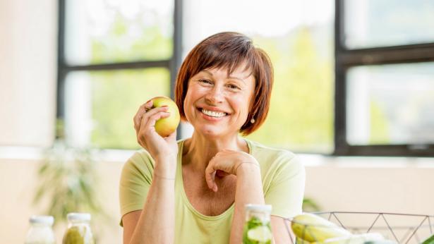 La dieta giusta per la menopausa