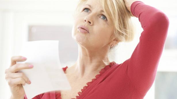 Le donne in menopausa e quei sintomi imbarazzanti