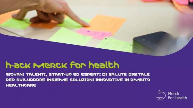 Merck for Health 2017, l'hackathon per la salute