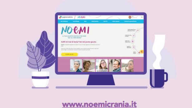 Nasce NoEmi, l'alleato digitale per dire no all'emicrania