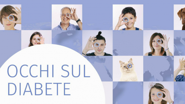 Occhi sul Diabete: la Giornata Mondiale 2016