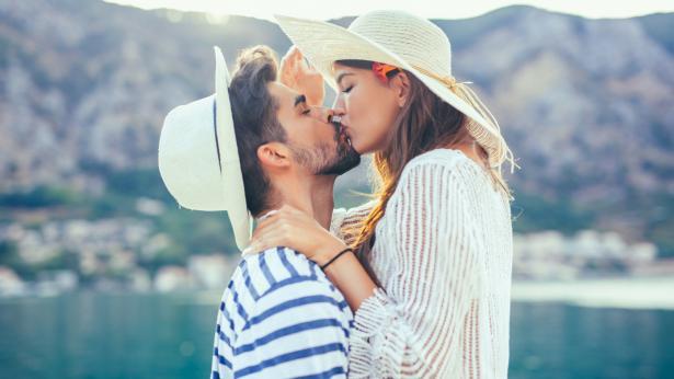Perché baciarsi fa bene