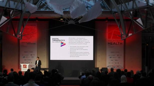 Presentata la Digital Therapeutics Alliance a Frontiers Health 2017