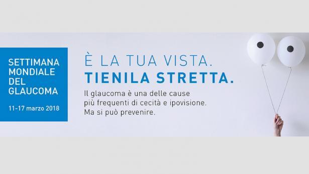 Conoscere il glaucoma: le iniziative in Italia