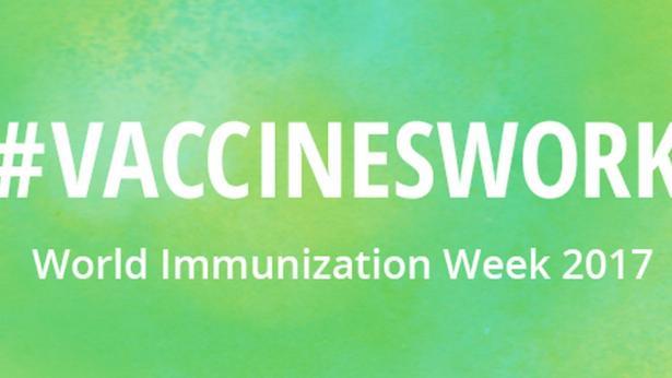 Settimana Mondiale dell'Immunizzazione
