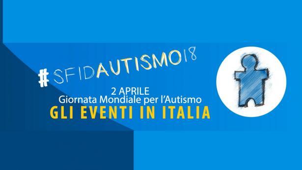 #sfidAutismo18, la campagna di sensibilizzazione dell'autismo