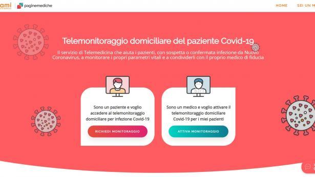 Telemonitoraggio domiciliare Covid-19: come funziona