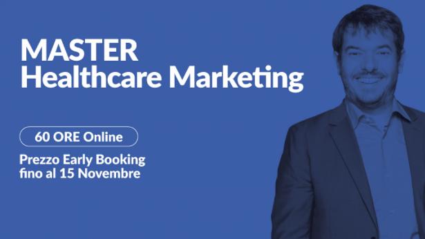 Un Master di Specializzazione Online in Digital Healthcare Marketing