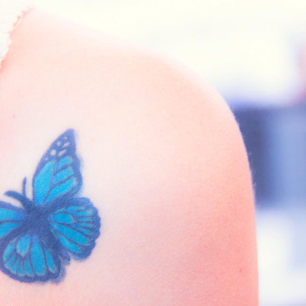 Un Tatuaggio Per Monitorare Le Malattie Paginemediche