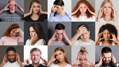 I vari tipi di mal di testa