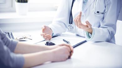 La visita con il medico